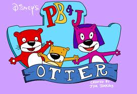 Disney's PB&J Otter